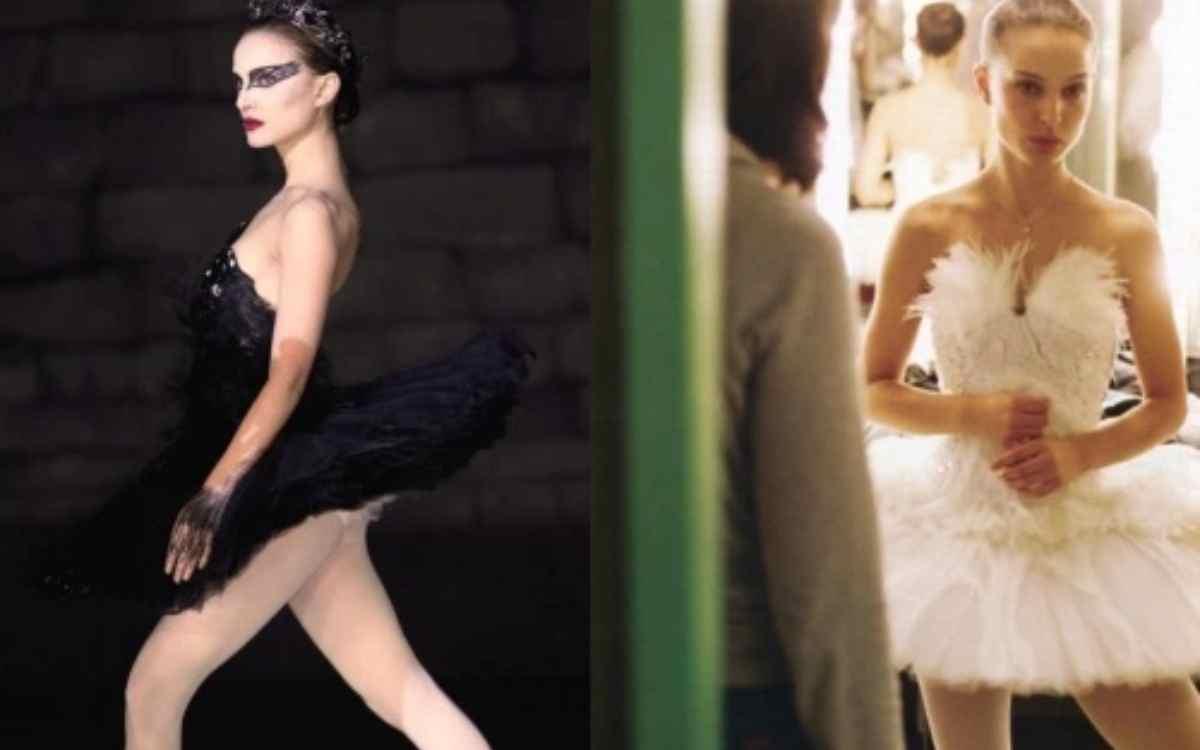 Natalie Portman in the Black Swan