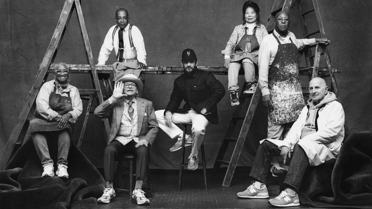 New Balance & Teddy Santis - Just Another Reason to love New Balance...