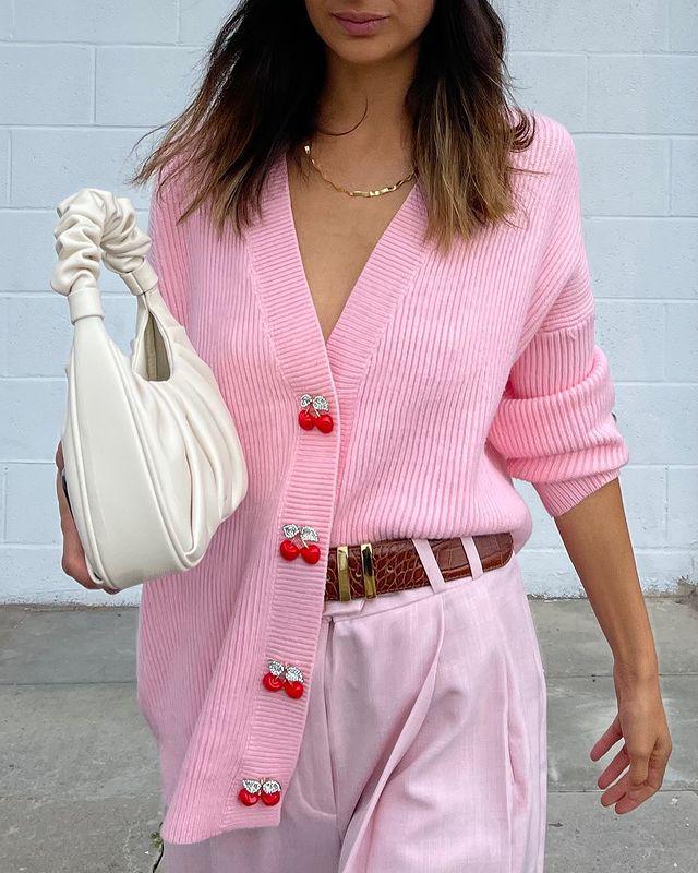 Olivia Rubin Brightly Coloured Cardigan