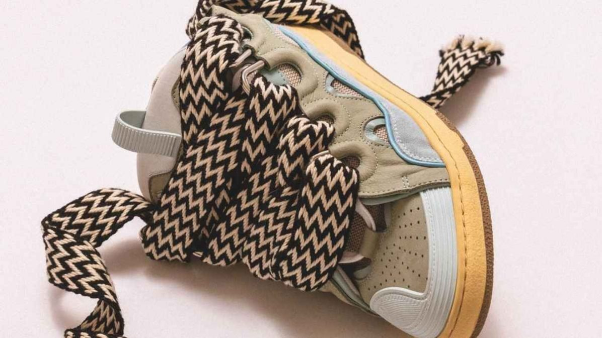 Lanvin & The Formidable Curb Sneaker