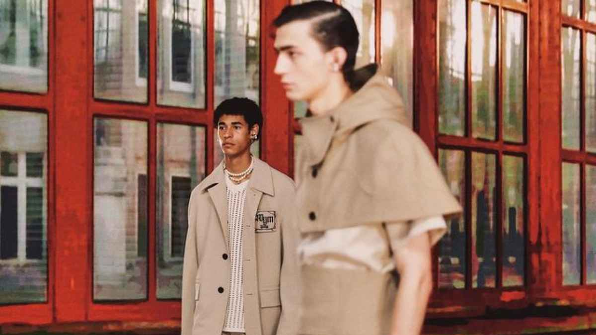 Introducing: WOOYOUNGMI | A Distinctive Twist On Menswear Staples