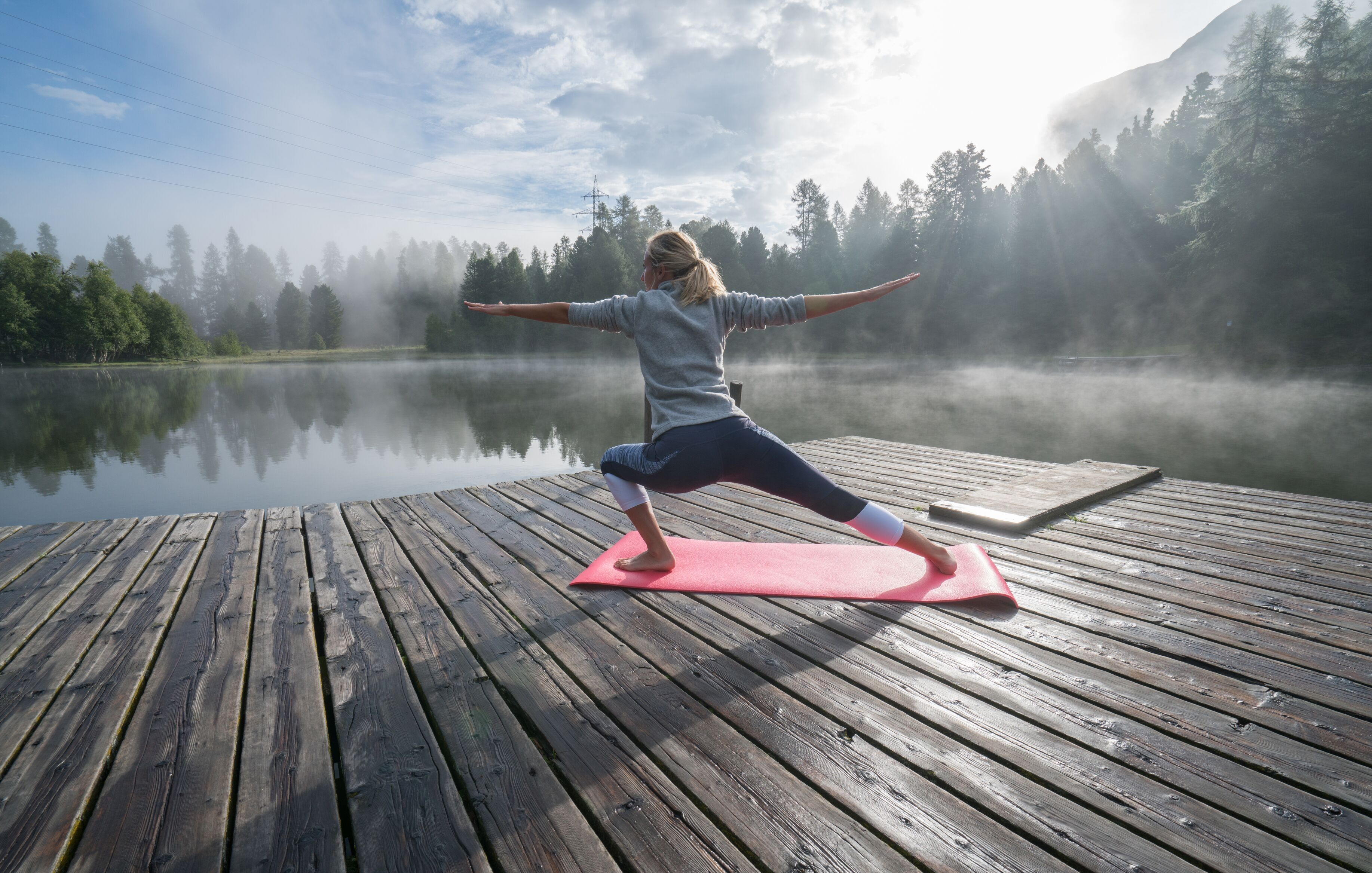 Combien de séances d'exercice sont nécessaires pour rester en bonne santé?