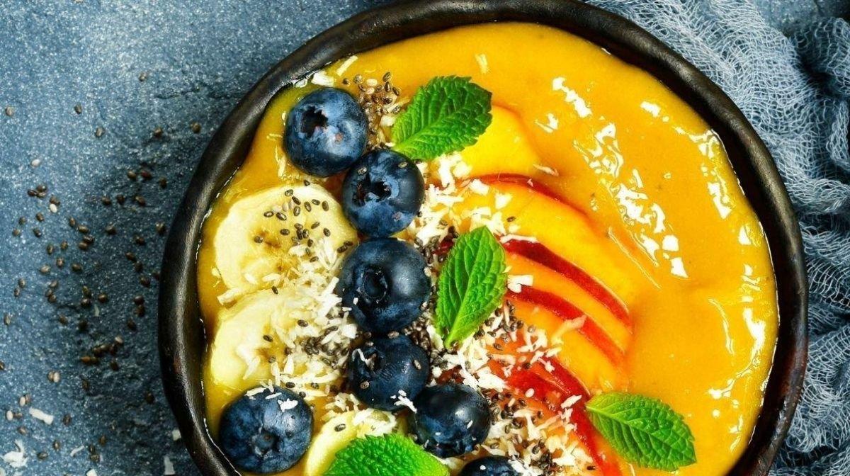 5recettes estivales diététiques et colorées