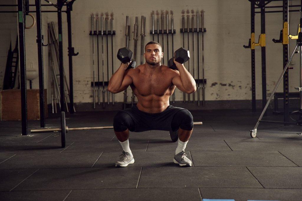 Zack George Raw Training