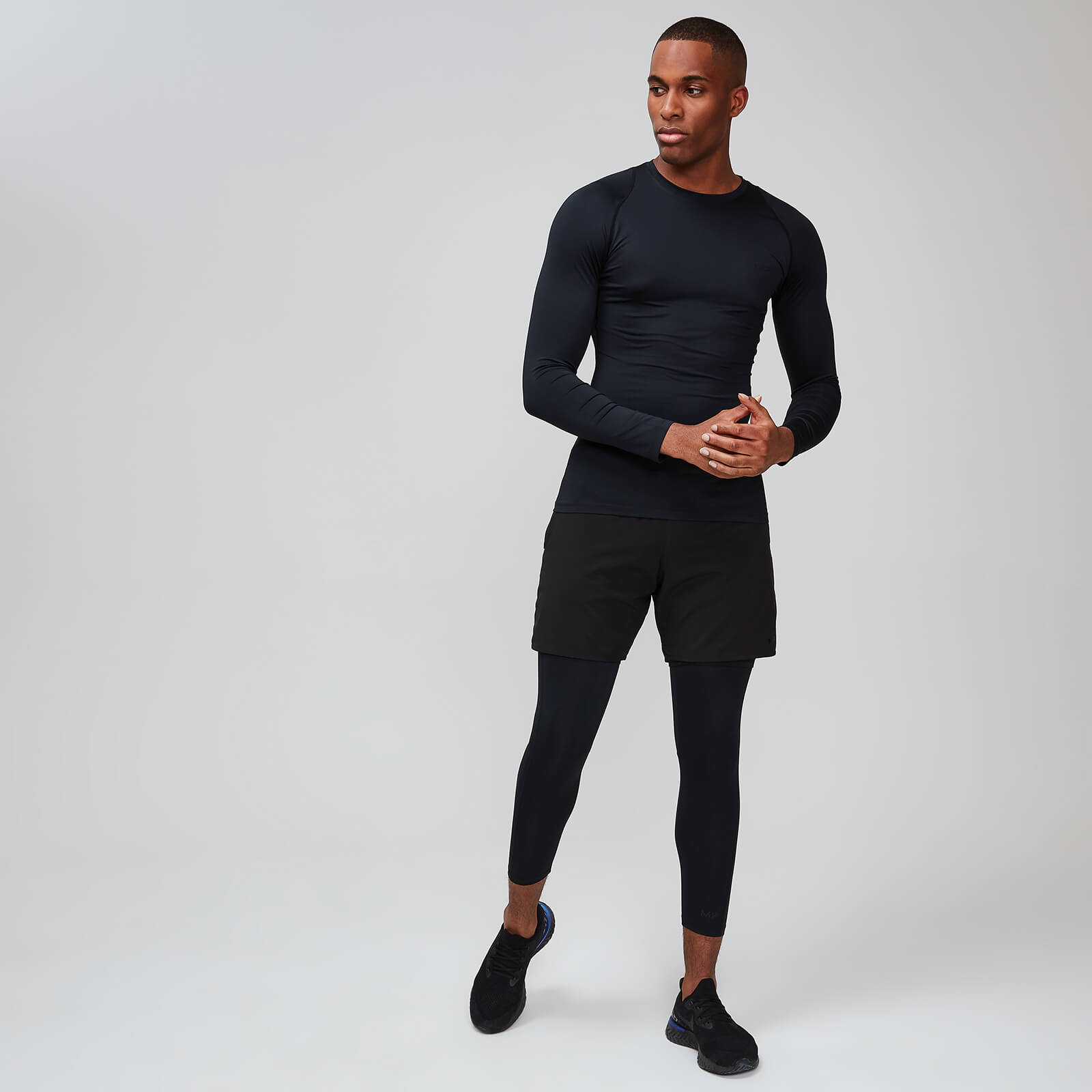 MP Base Layer Leggings and Long Sleeve