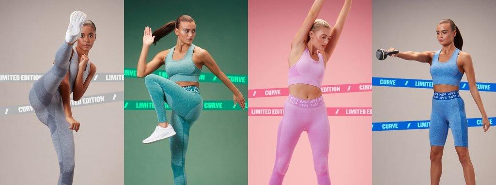 Curve seamless gym wear