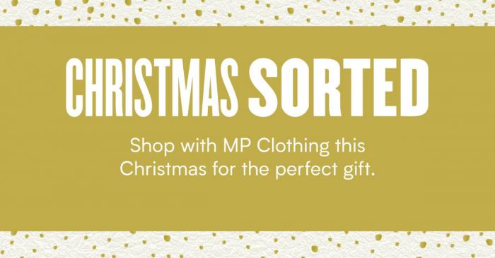 Christmas sorted. The MP Christmas Gift Guide.