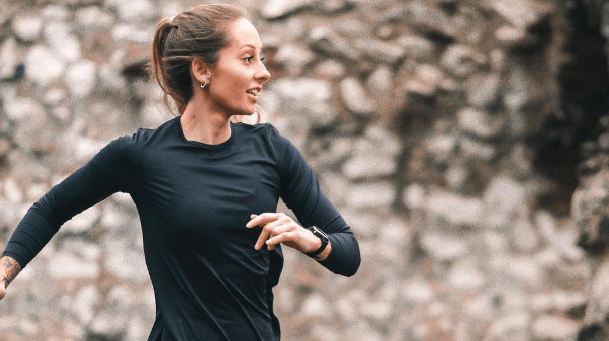Charlotte Clarke shares how she beats the runner's wall