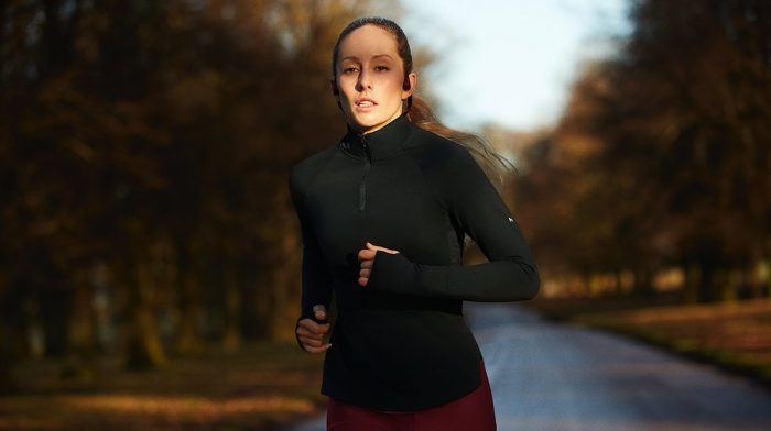 Charlotte Clarke shares how she beats the runner's wall