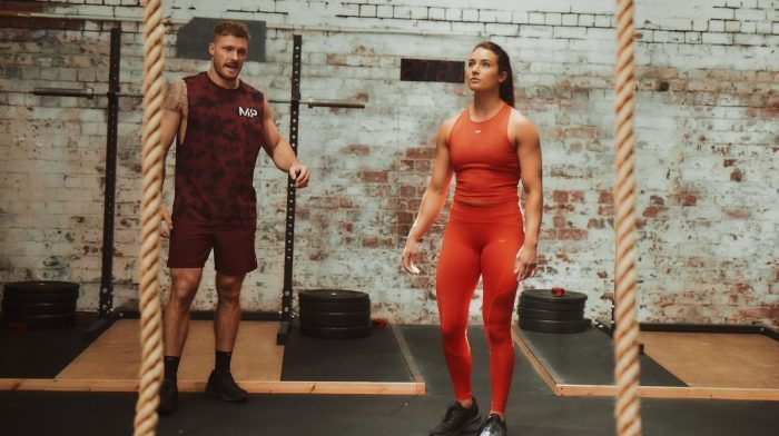 Push Yourself With Adapt, New Range Out Now.