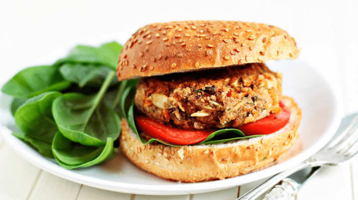 Recipe: Mexican Bean Burgers