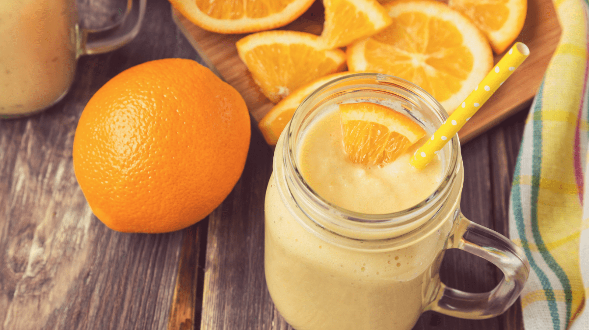 The Perfect Immunity Boosting Smoothie