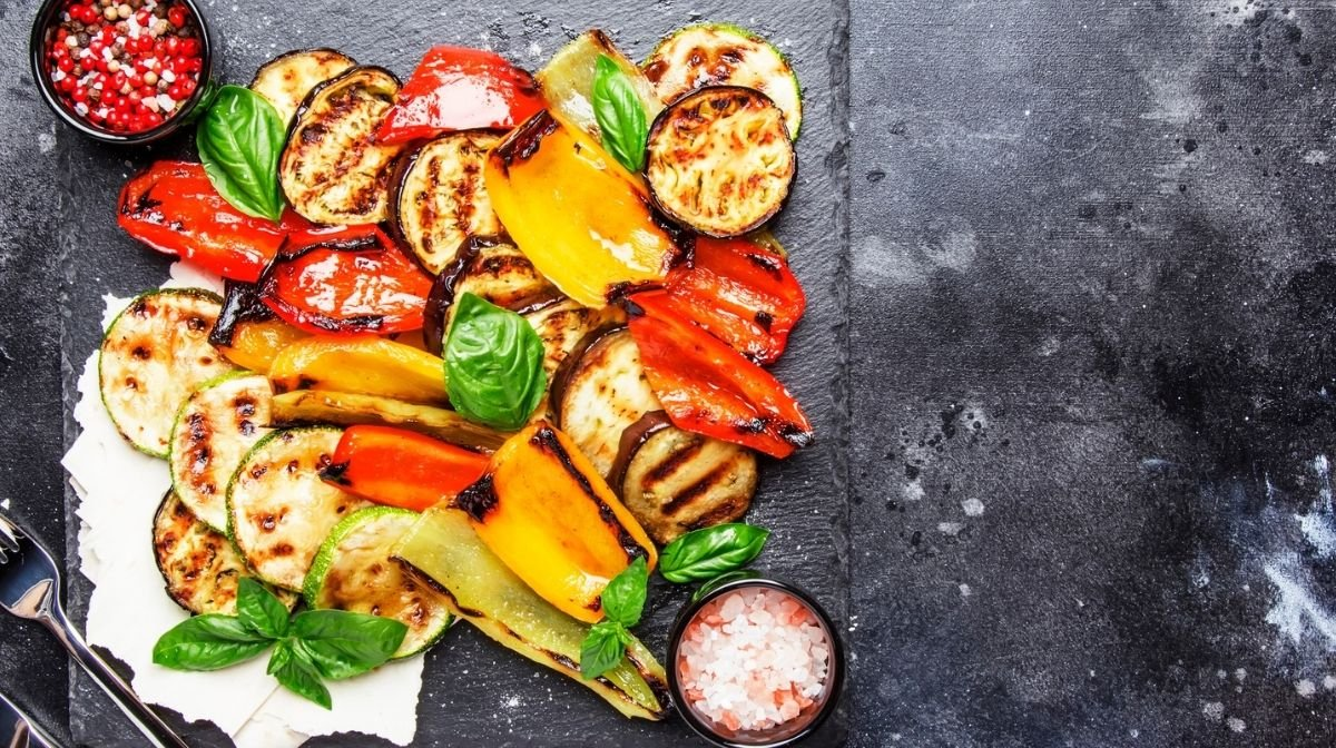 Recipe: Grilled Mediterranean Stack