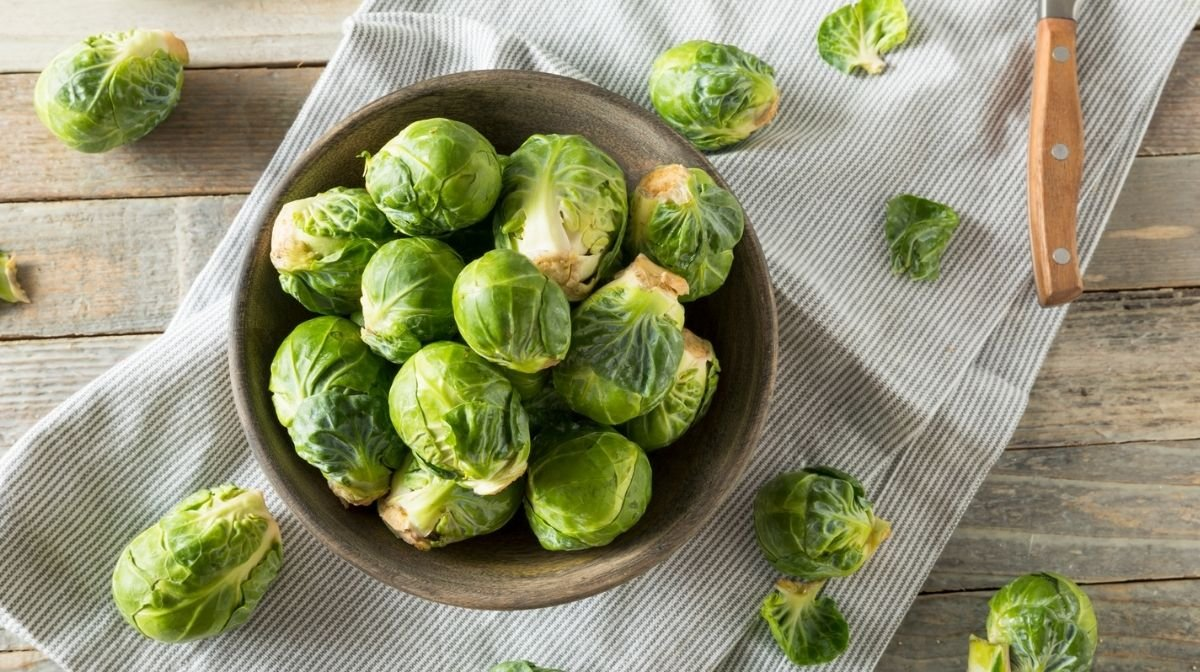 Recipe: Shredded Brussels Sprouts Salad