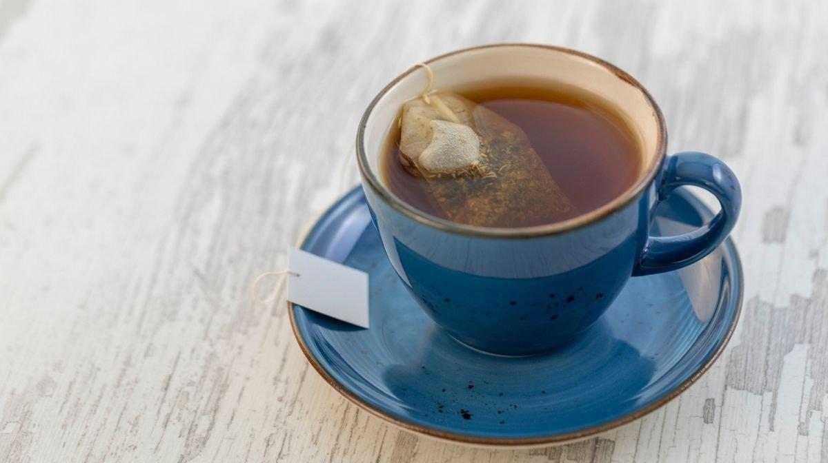 cup of tea with no milk