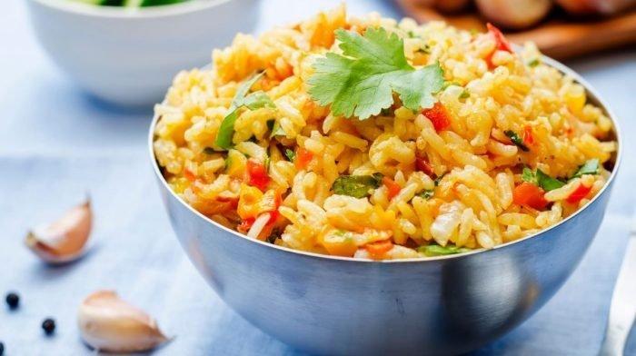 Recipe: Spanish-Inspired Rice
