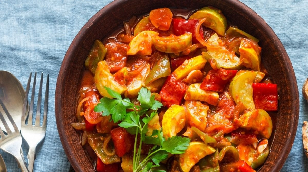 Recipe: Middle Eastern Spiced Stew