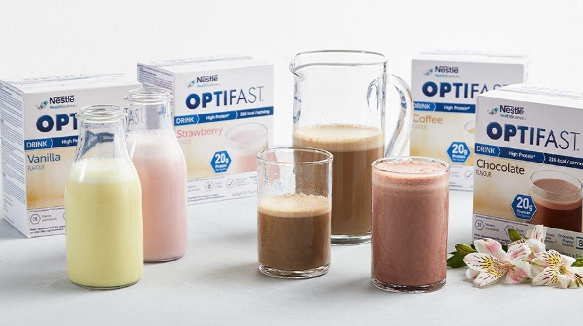 OPTIFAST Shakes