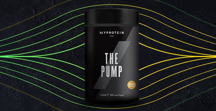Nakopávač THE Pump Myprotein
