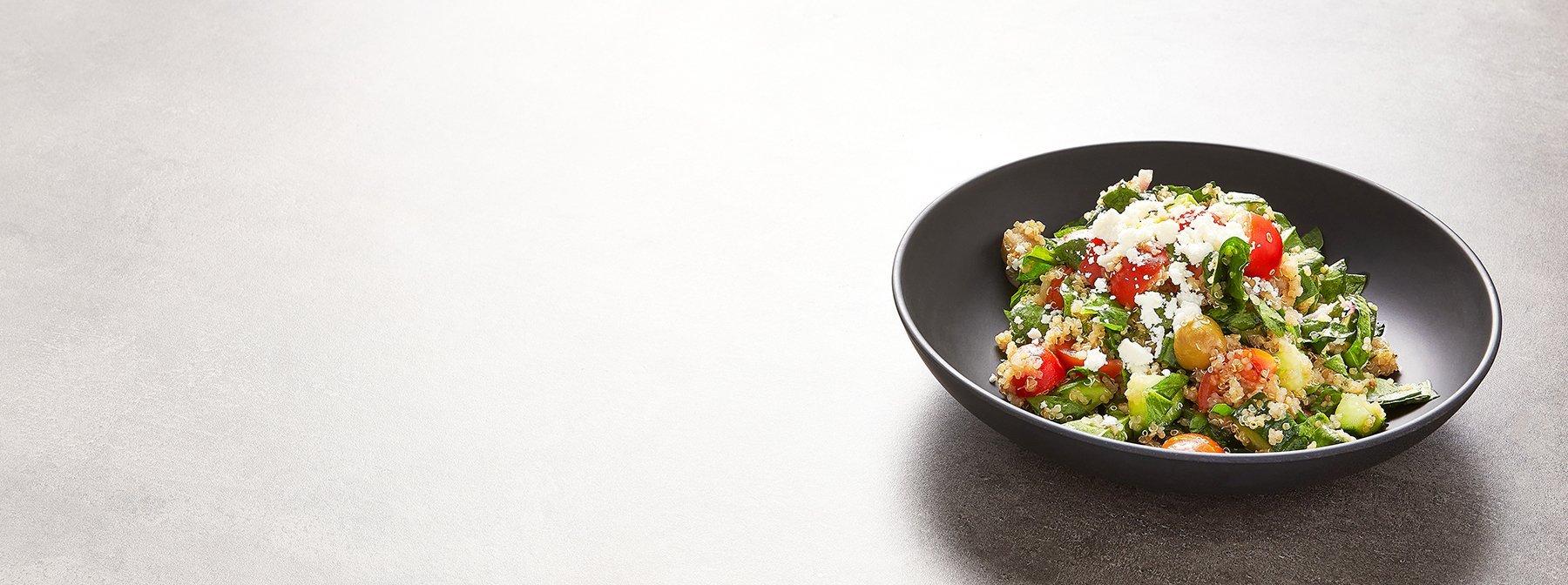 3 saláty (které doopravdy chutnají dobře) | Letní meal prep