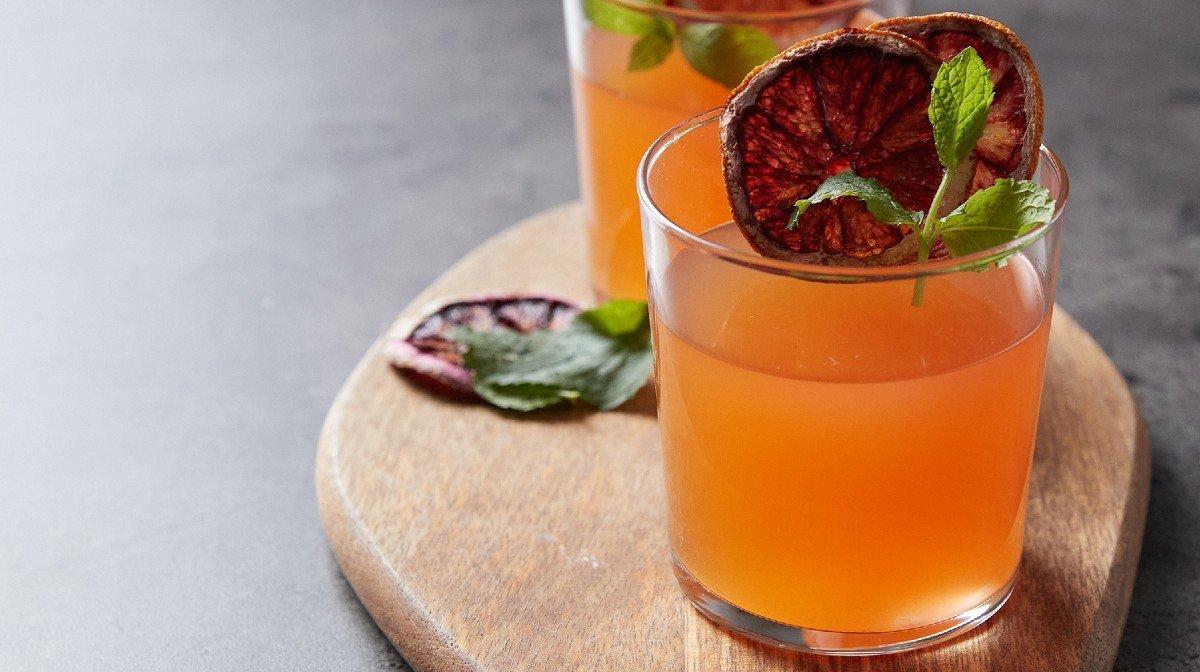 Blood Orange BCAA želé   Světová kuchyně
