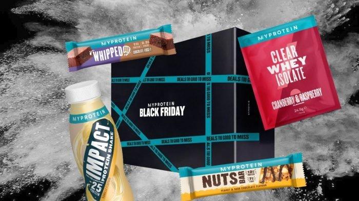 Co nakoupit tento Black Friday | Doplňky stravy a zdravá strava