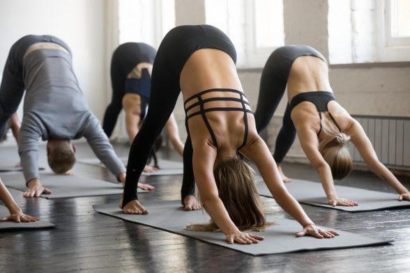Co je Vinyasa jóga?   Úvod