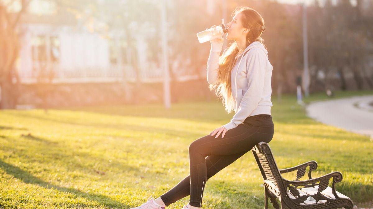 Je lichaam vullen met schone proteïne