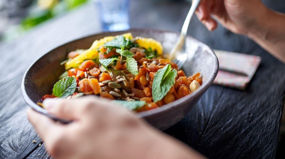 Eenvoudige veganistische maaltijden voor beginners