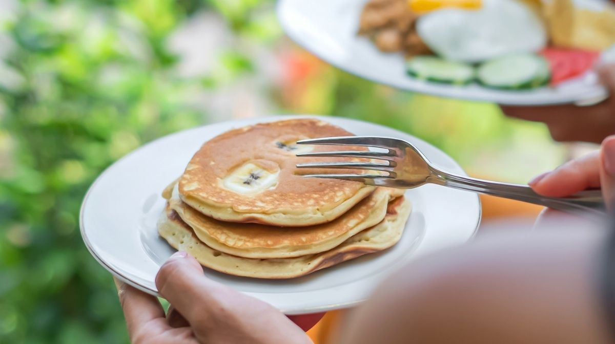 How to Make Keto Pancakes