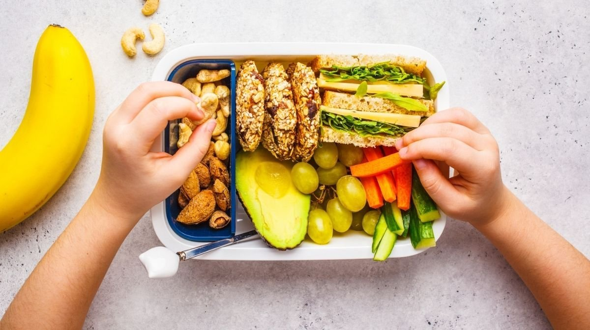 Healthy Packed Lunch Ideas for All the Family