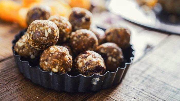 Raw Vegan Energy Balls Recipe