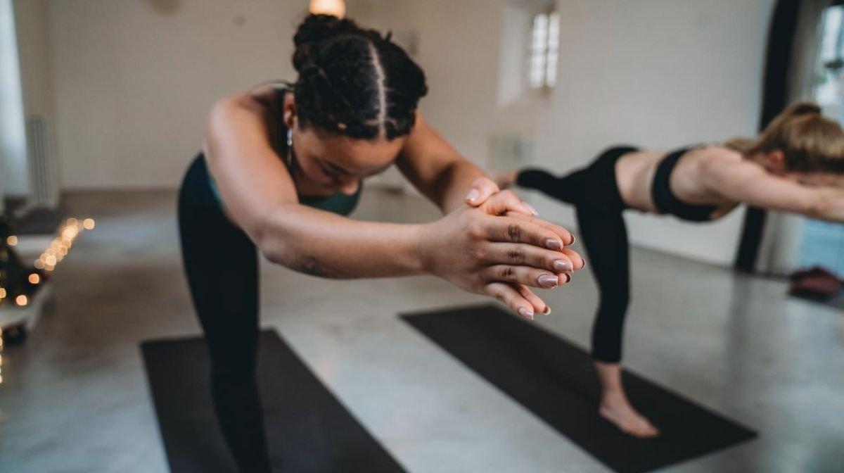 Bikram yoga (o hot yoga)