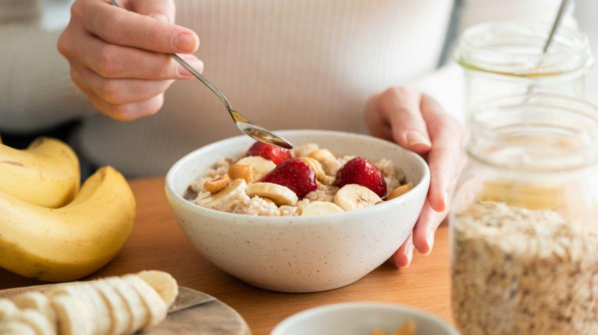 Richtig frühstücken