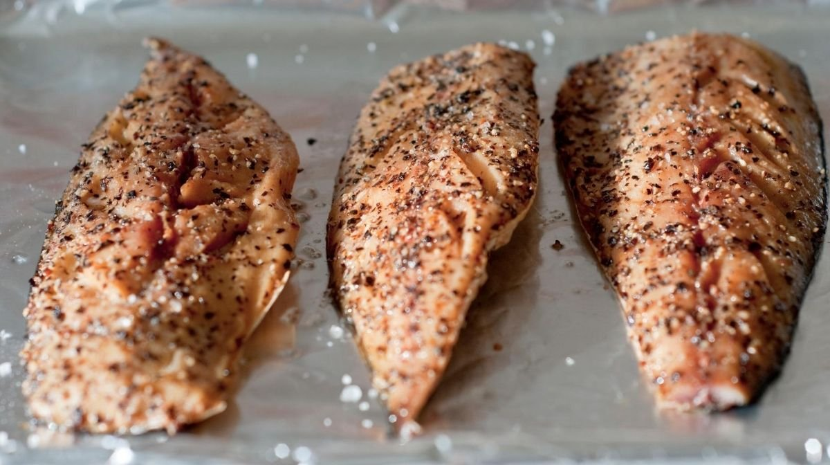 salmon, a good source of omega-3 fatty acids