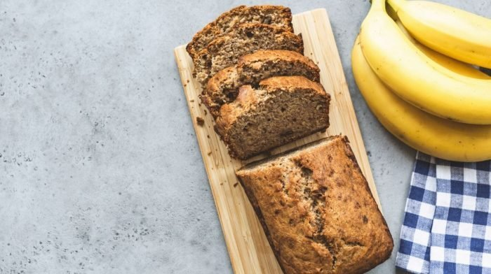 Easy, Delicious Protein Banana Bread