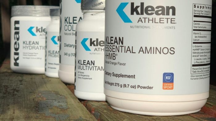 Klean Athlete®: The Clean Choice for Complete Nutrition