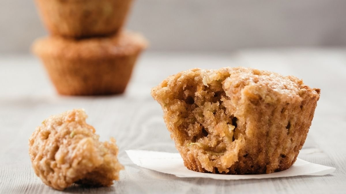 Recipe: Klean Protein Carrot Cake Muffins