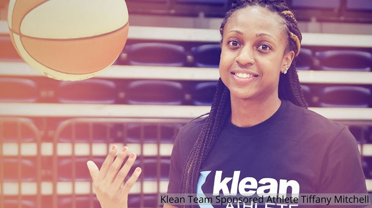 Klean Team Sponsored Athlete Tiffany Mitchell