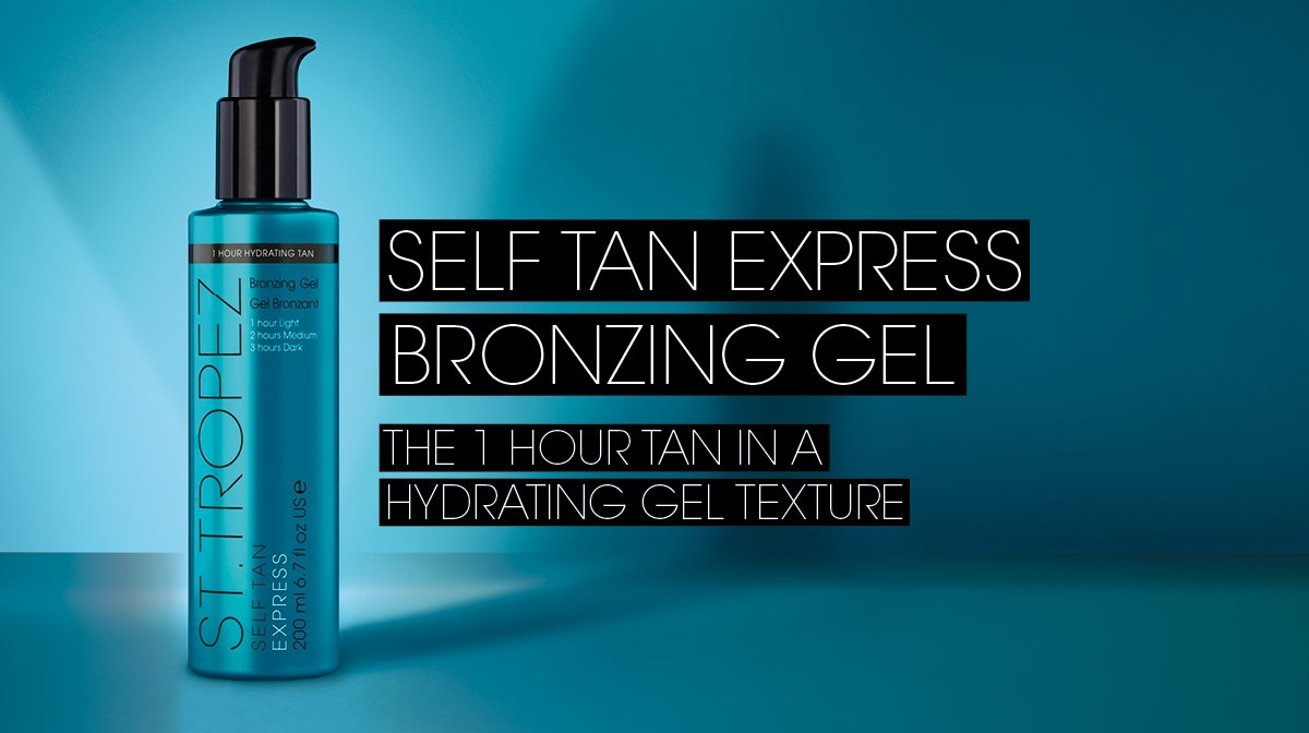 How To Tan | Self Tan Express Gel