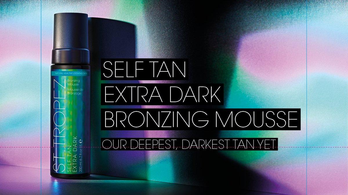How To Tan | Self Tan Extra Dark Mousse