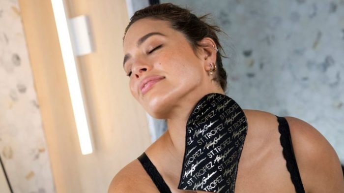 Ashley Graham's Top Tanning Tips