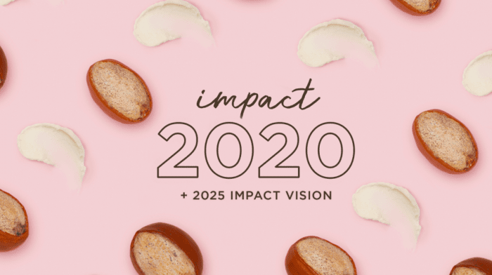 Prospérons ensemble: 2020 Impact Report