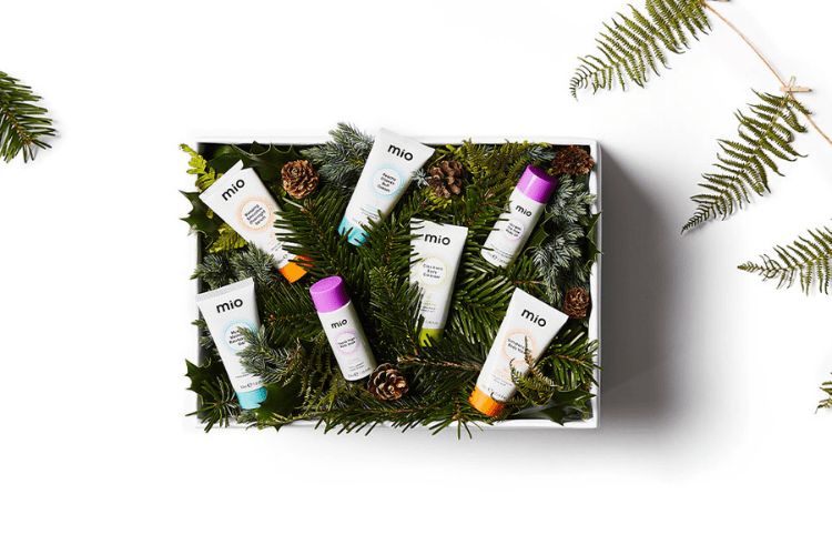 christmas skincare gifts