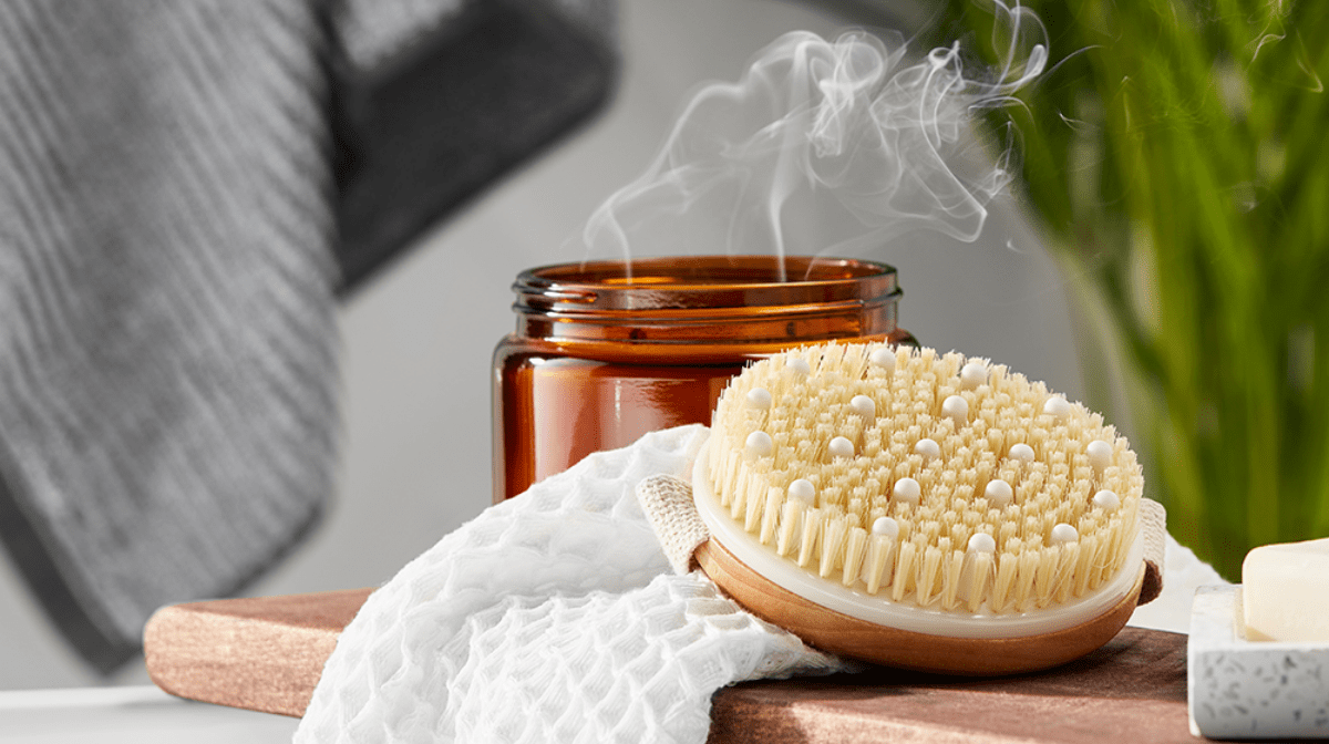 Too Busy? Here's How To Have A Spa Day At Home