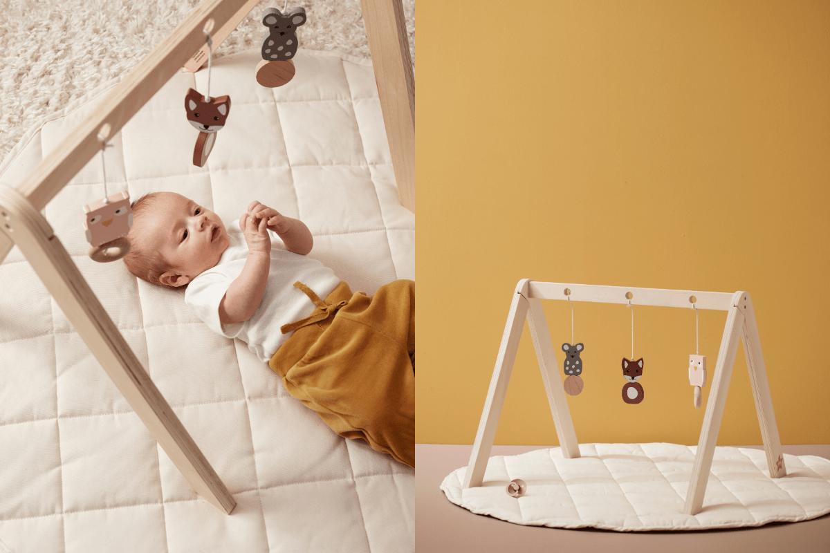 calming baby nursery advice