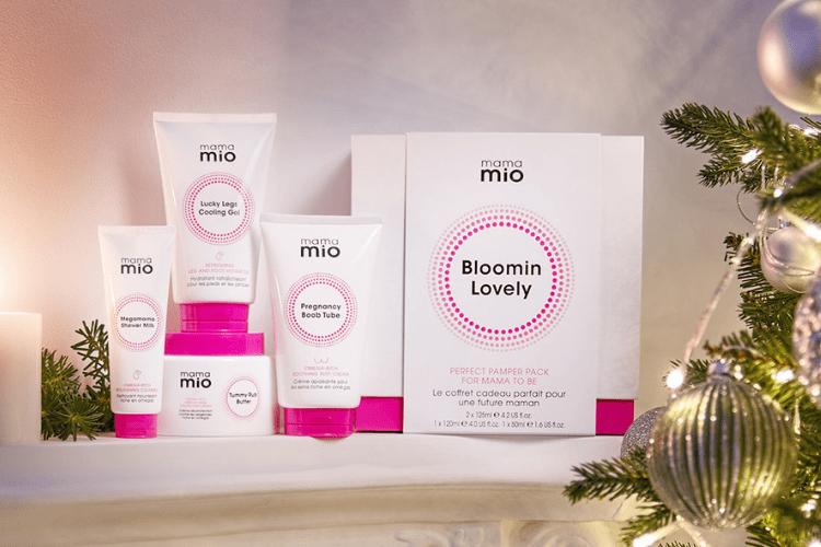 Pregnancy Christmas gift