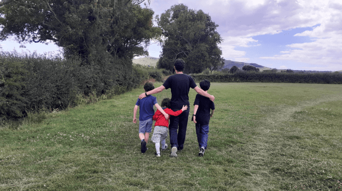 Being A New Dad: An Honest Chat With Diary Of The Dad