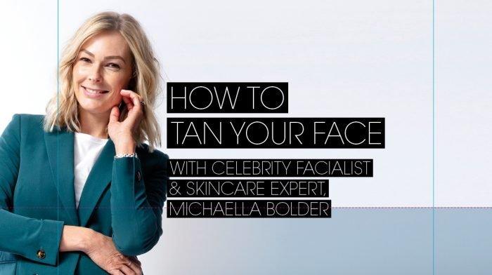 How To Tan Your Face & Face Tan Tips