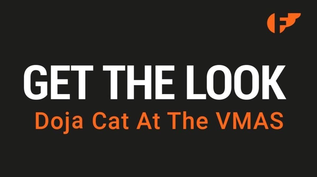 Get The Look: Doja Cat's Fierce VMAs Twisted Ponytail Tutorial